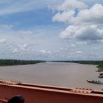 der Rio Bajo Madre de Dios