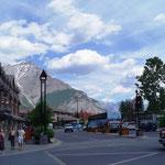 hübsches Banff