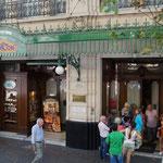das älteste Kaffe in Buenos Aires mit Museum