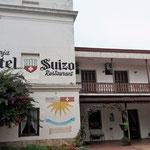 gepflegtes Hotel - leider Restaurant geschlossen