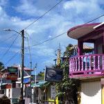 Auf der Insel - sehr schick und touristisch