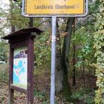 Fahradtour von Fürstenberg nach Himmelpfort