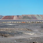 und hier ein Zug aus der Kupfermine