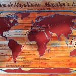 Magellans Touren