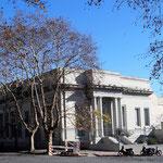 gleich geht es auf Stadterkundung - hier die Banco de Nacion