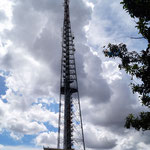 Frensehturm, leider ist er zur Zeit geschlossen wegen Renovierung (heul-heul)