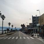 hübsche Küstenstrasse