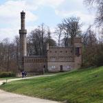 altes Pumpenhaus (für Schloss Babelsberg)