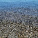 super klares Wasser
