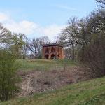 Gerichtslaube im Babelsberger Park von Potsdam