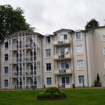 Hotel Bernstein in Sellin