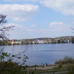 Blick in die Berliner Vorstandt von Potsdam