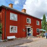 Wir besuchen in Linköping ein Museeumsdorf