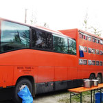 Rotel-Tours auf dem Camping (wär uns nicht´s!!!
