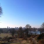 Blick nach Potsdam-Innenstadt