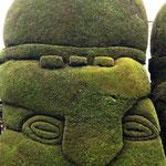 die Figuren sind aus dem Ecuadorianischen Mythos