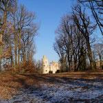 und nun - das Schloss Babelsberg