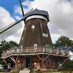 Wir besuchen die Mühle, die das Stadtmuseum beherbergt.