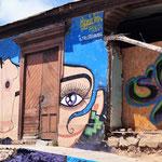 in den Strassen von La Serena