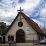 kleine nette Kirche