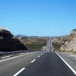 super tolle Autobahn - aber schón teuer!!!