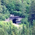 der untere Tunnel