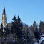 malerisch gelegen in Oberwiesenthal