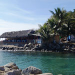 Strandspaziergang in Punta Perula