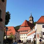 Der nächste Tag führt uns nach Königstein ...