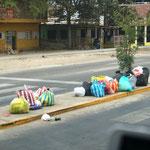So wird Müll mitten in der Stadt entsorgt