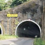 auch ein ordentlicher Tunnel