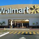 guter Walmart, nur hat´s beim Gewitter überall durchgeregnet.