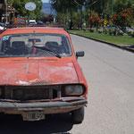 dafür die schrottreifen Autos wieder sehr viel -TÜF-Geprüft???