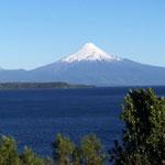 Lago Llanquihue - hat 4 Vulcane ringsherum
