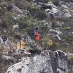 Siggi auf Wanderschaft
