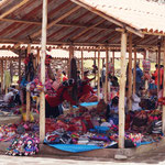 der Markt in Chinchero