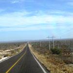 Straße ohne Ende