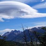 die Wolken sehen grossartig aus