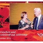 schöne Veranstaltung - Eindeutige Sieger - mit 60 gemeinsamen Ehejahren und der Grund dieser Reise