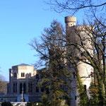 das Schloss Babelsberg
