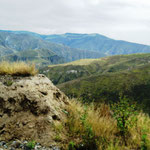 zauberhafte Landschaft unterwegs