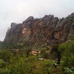 hohe Lava-Berge