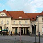 Bahnhof von Oranienburg