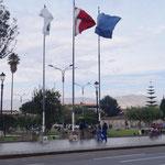 Plaza de Arma - zentraler Platz der Stadt