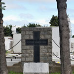 auch eine Menge deutscher Einwanderer liegen hier begraben