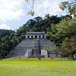 Temple des las Inscripciones (Inschriften)