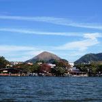 Die Stadt am Lago Catemaco