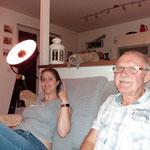 ein Treffen mit Tochter in Köln