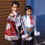 zwei kleine stolze Mexicaner - süß!