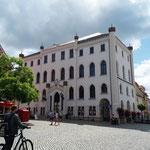 Rathaus in Waren